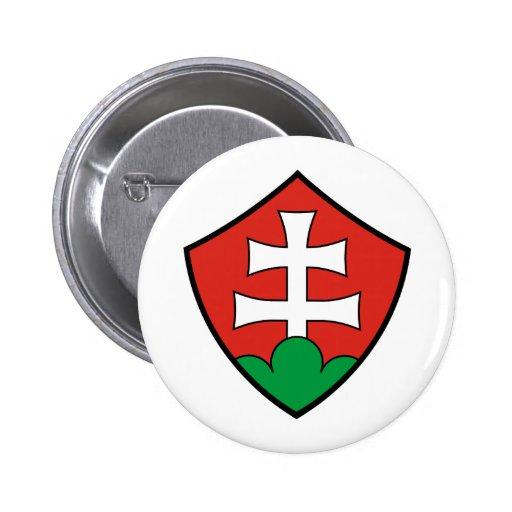Brasão de Hungria Botons