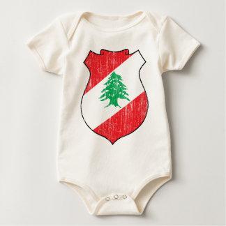 Brasão de Líbano Macacãozinho