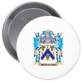 Brasão de Mcmaster - crista da família Boton