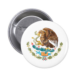 Brasão de México Pins