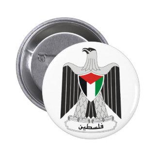 brasão de Palestina Pins