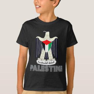 Brasão de Palestina Camiseta