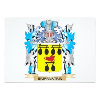 Brasão de Reisenstein - crista da família Convite Personalizados