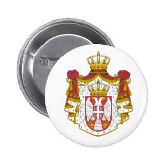 Brasão de Serbia Botons