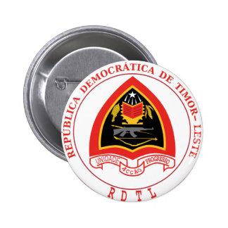 Brasão de Timor-Leste Botons
