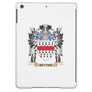 Brasão do botão - crista da família capa para iPad air