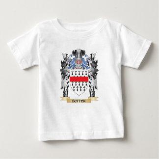 Brasão do botão - crista da família camisetas