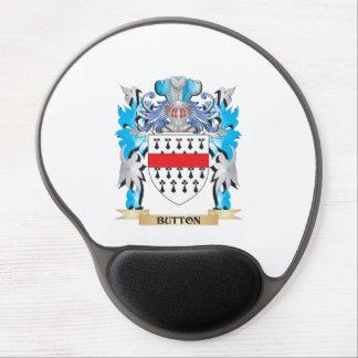 Brasão do botão mouse pad em gel