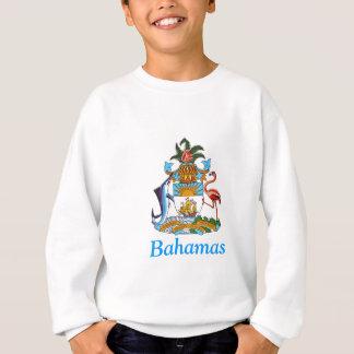Brasão dos Bahamas T-shirts
