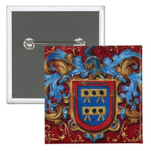 Brasão medieval boton