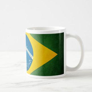 Brazil Coffee Mug Canecas