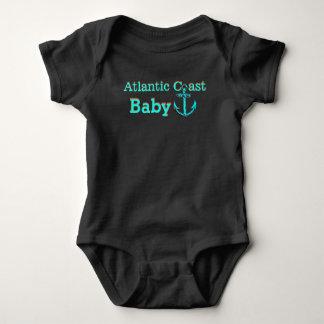 Bretão atlântico do cabo de Nova Escócia PEI NFLD Body Para Bebê