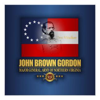 Brown (patriota do sul) poster perfeito