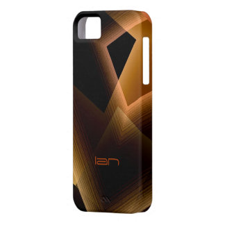 Brown tonifica o caso do iPhone 5 para Ian Capas De iPhone 5 Case-Mate