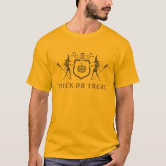 Bruxa da doçura ou travessura camiseta