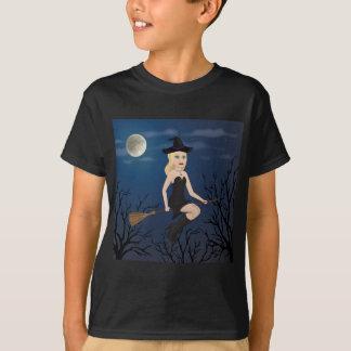 Bruxa loura camisetas