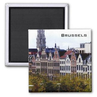 Bruxelas Ímã Quadrado