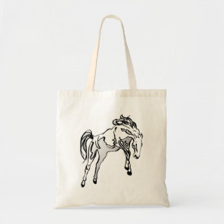 Bucking do cavalo bolsa para compra