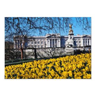 Buckingham Palace, flores de Londres Convites