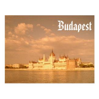 Budapest Cartão Postal