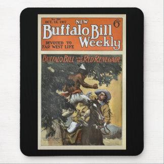 Buffalo Bill 1917 semanal - o renegado vermelho