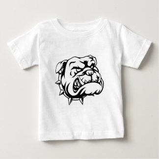 Buldogue resistente camisetas