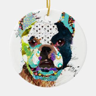 bulldog1 jpg ornamentos para arvore de natal