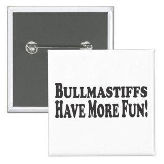 Bullmastiffs tem mais divertimento Adicione sua p Botons