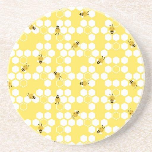 Bumble portas copos da abelha porta copo para bebidas