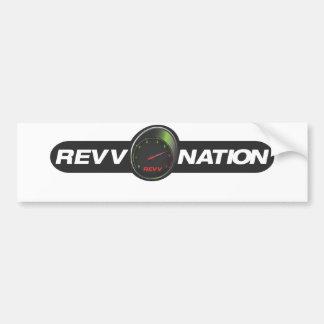 Bumpersticker de RevvNation Adesivo Para Carro