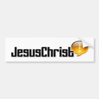 BumperSticker/Jesus Adesivo Para Carro