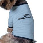 C4 Corveta Camiseta Para Cães