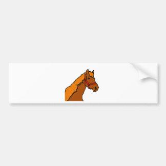 C Horsehead.jpg Adesivo Para Carro
