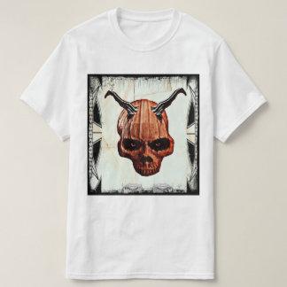 Cabeça da abóbora camiseta