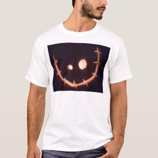 Cabeça da abóbora t-shirts