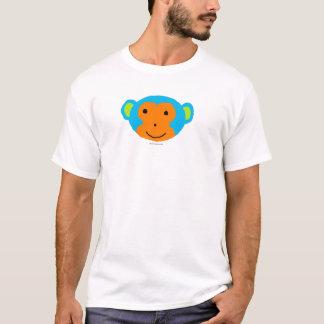 Cabeça do macaco tshirt