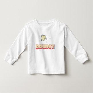 Cabeça do Sr. Salto Bouncing Seu Camisetas