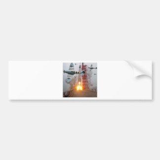 Cabeça-quente no lançamento adesivo para carro