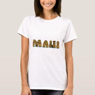 Cabeças de MAUI Tiki Camisetas