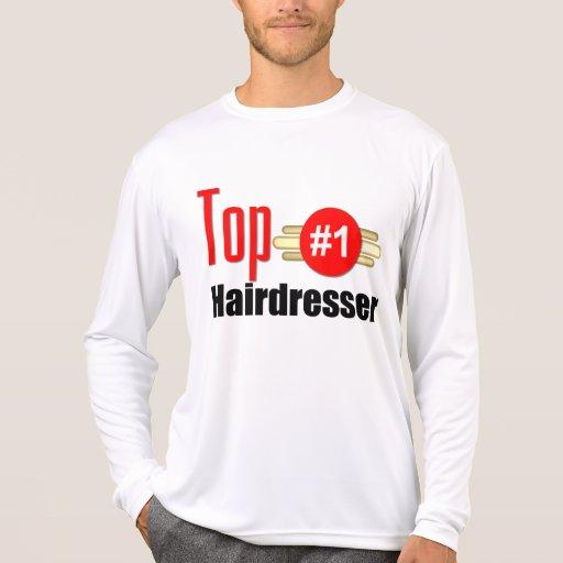 Cabeleireiro superior t-shirt