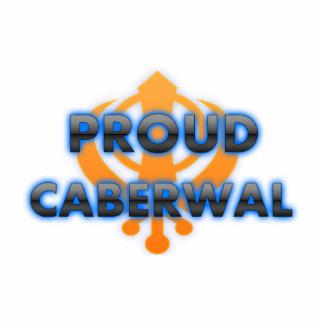 Caberwal orgulhoso, orgulho de Caberwal Escultura De Foto