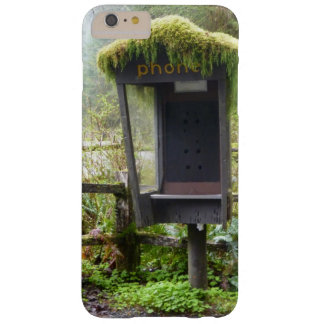 Cabine de telefone Mossy Capas iPhone 6 Plus Barely There