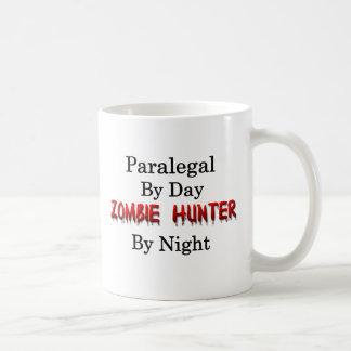 Caçador do Paralegal/zombi Caneca De Café