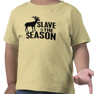 Caçador engraçado dos cervos camiseta