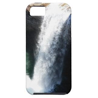 Cachoeira bonita capa tough para iPhone 5