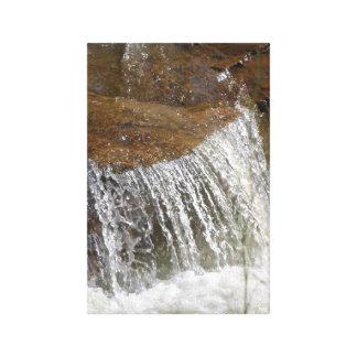 Cachoeira Impressão Em Tela Canvas