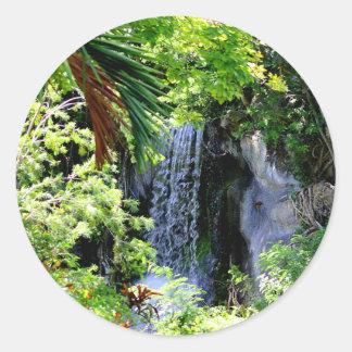 Cachoeira de Bahamas Adesivo