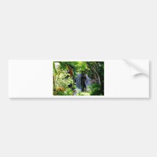Cachoeira de Bahamas Adesivo Para Carro