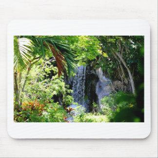 Cachoeira de Bahamas Mouse Pad