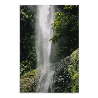 Cachoeira de Dominica Poster